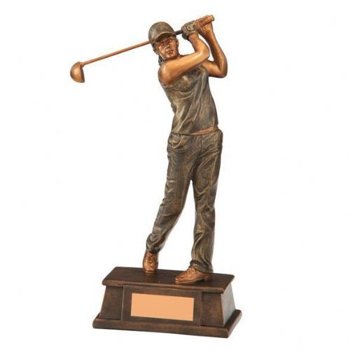 The Classical Female Golf Award 220mm